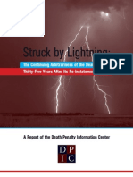 Struck by Lightning Death Penalty