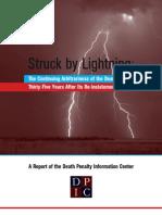 Struck by Lightning Death Penalty