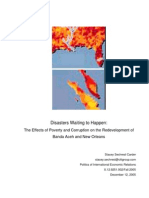 Politics of International Economic Relations 121205