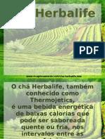 Chá da Herbalife