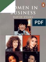 Women in Business (Penguin Readers - Level 4)