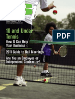 201107 Racquet Sports Industry