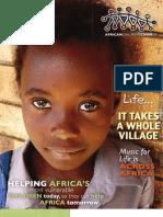 African Children's Choir Magazine - Q1 2011
