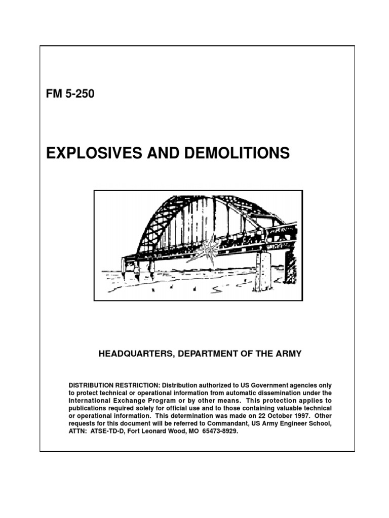 5-250 Explosives and Demolitions  092dbf5540d8