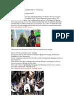 Media Briefing 77 Attacks