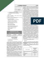DS 037-2008-PCM Limites Maximos Pemisibles en Hidrocarburos