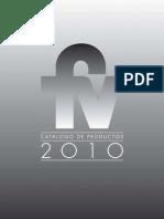 Catalogo-FV-2010
