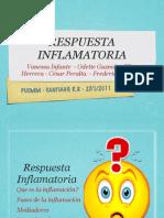 Fisiopatología de la Inflamación