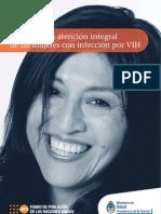 Guias Para La Atencion Integral de Mujeres Con Infeccion Por VIH