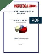 FACULTAD DE ADMINISTRACIÓN DE EMPRESAS