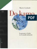 Do Kamo - Maurice Leenhardt
