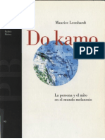 Do Kamo - Maurice Leenhardt