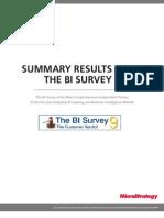 BI Survey9