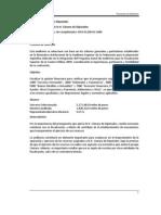 2009 Gestión Financiera de la H. Cámara de Diputados