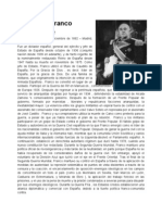 Francisco Franco Bahamonde