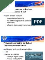 Preventing Marine Pollution