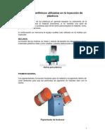 Equipos periféricos en inyección de plásticos