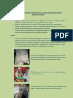 Recomendaciones para la manipulación, lavado y aplicación de hongos biocontroladores