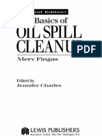 The Basic of Oil Spill Cleanup