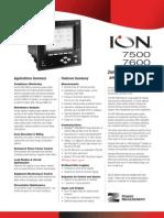 Ion 75007600