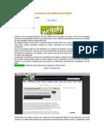 Procesadores de Texto Web