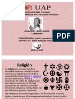 Religion y Mito