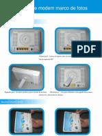 Manual ZTE ZXV10 W300 Marco de Fotos