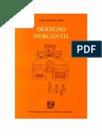 Derecho Mercantil - Jorge Barrera Graf PDF