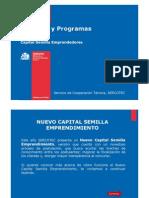 Sercotec Capital Semilla