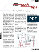 Troubleshooting SMPS Problem