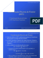 Transform Ada Discreta de Fourier
