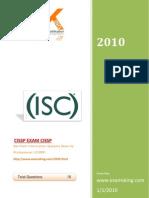 24650822 Cissp Exam Questions Free Cissp PDF Cissp