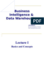 Business Intelligence - Data Warehouse Implementation