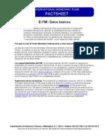 Datos Basicos FMI