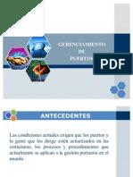 Diplomado en Gerenciamiento de Puertos