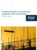 Practical Guide Accounting Properties Under Construction