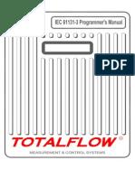 Iec61131-3 Programmers Manual