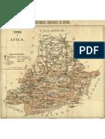 Mapa de Navalosa