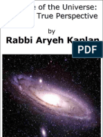 Book Genesis & Age of Universe, by Aryeh Kaplan