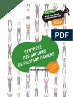 Synthèse des cahiers d'espérances des États généraux de l'économie sociale et solidaire