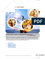 ENOVIA V6R2011x Factsheet