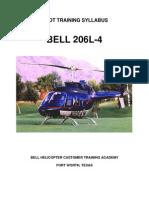 206L-4 Pilot Ground and Flight Syllabus June 2009