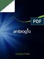 Ambrogio Company Profile Srl Def