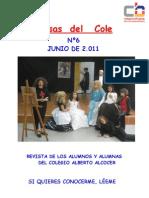 Revista del colegio. Curso 2010-2011
