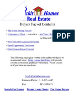 Buyers Packet