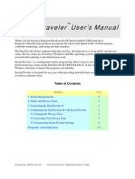 Secure Traveler User's Manual