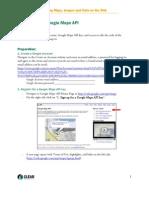 Activity Google Maps API