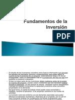 Fundamentos de la Inversión (1)