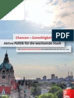 Ratswahlprogramm 2011 - SPD Hannover