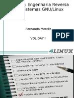 4linux Palestra Engenharia-Reversa